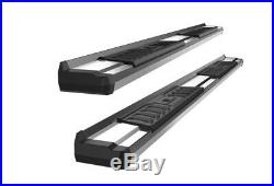 APS Chrome Running Boards For 2015-2020 Chevy Colorado GMC Canyon