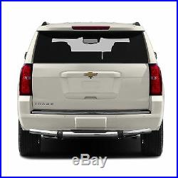 APU Summit Running Boards Black fits 2015 2020 Canyon
