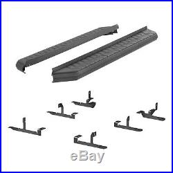 ARIES 2061030 AeroTread Running Boards withMounting Brackets Fits Enclave Traverse