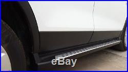 Aluminium Chevrolet Chevy Holden TRAX 2013-2018 running board side step nerf bar