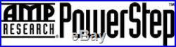 Amp PowerStep Running Boards 2019 GMC Sierra Chevy Silverado 1500 76254-01A