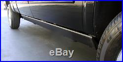 Amp-Research Power Electric Step Running Boards for 11-14 Chevrolet 2500/3500HD