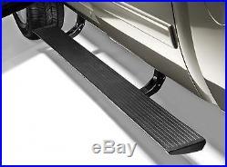 Amp Research Power Steps Plug N Play 15-16 Silverado Sierra Duramax Diesel