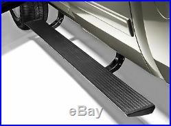 Amp Research Power Steps Plug N Play 17-18 Silverado Sierra Duramax Diesel