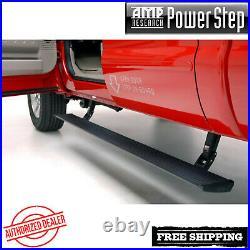 Amp Research PowerStep Power Running Boards 2007-2014 Silverado Sierra 2500 3500
