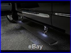 Bestop PowerBoard Retractable Running Board 11-14 Chevy GMC Extended Cab Diesel