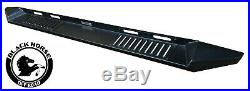 Black Horse for 2019 Chevy Silverado 1500 crew side step running board nerf bar