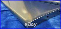 Chevrolet Chevy Car Steel Running Board Set 29 1929 16 Gauge