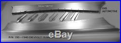 Chevrolet Chevy Car Steel Running Board Set 40 1940 All Body Styles