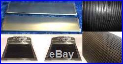Chevrolet Chevy Car Steel Running Board / Step Plate / Matting Kit 29 1929