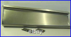 Chevrolet Chevy Master Steel Running Board Set 34 1934 Made in USA 16 Gauge
