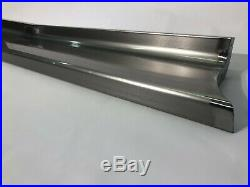 Chevrolet Chevy Pickup Truck Long Bed Running Board Set 1 TON 1947-1954