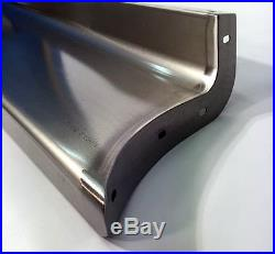 Chevrolet Chevy Pickup Truck / Panel Delivery Steel Running Board Set 39,40
