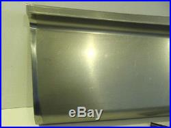 Chevrolet Chevy Pickup Truck and Panel Delivery Steel Running Board Set 34,35,36