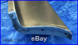 Chevrolet Chevy Pickup Truck and Panel Truck Steel Running Board Set 41,42,46