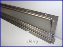 Chevrolet Chevy Steel Running Board Splash / Side Apron SET 31,32,33 1931-1933