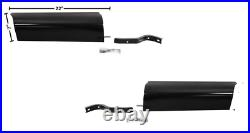 Chevy Pickup Truck Short Bed Running Board to Bed Apron Hardware Set 1947-1954