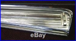 Chrome Running Boards 1947 1948 1949 1950 1951 1952 1953 Chevy GMC Pickup Truck