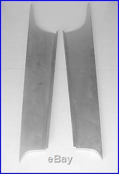 Direct Sheetmetal 1939 Chevy Passenger Smooth Running Boards Hot Street Rat Rod