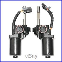 Driver+Passanger side power running board motor For 2014 Cadillac Escalade ESV