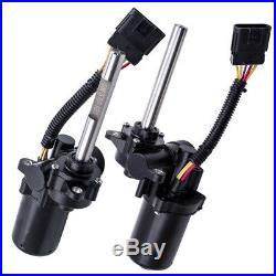 Driver+Passanger side power running board motor For ESCALADE TAHOE YUKON 07-14