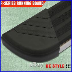 FIT 15-19 Colorado / Canyon Extended Cab 6 Nerf Bar Side Step Running Boards R