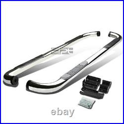 Fit 00-14 Chevy Subburban/Avalanche/Yukon SS 3Side Step Nerf Bar Running Board