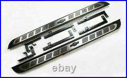 Fit for Chevrolet Chevy Holden TRAX 2013-2021 Side Step Running Board Nerf Bar