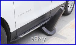 Fit for Chevrolet New Equinox 2017 2018 2019 Running Board Nerf Bar Side Step