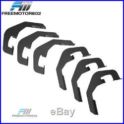 Fits 07-17 Chevy Silverado Sierra 1500 Ext Cab 5inch Side Step Bar Running Board