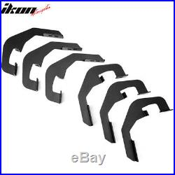 Fits 07-18 Chevy Silverado Crew Cab 89 Inch OE Side Step Bars Running Boards SS