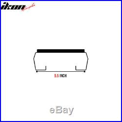 Fits 07-18 Chevy Silverado Double Cab 78inch OE Side Step Bars Running Boards