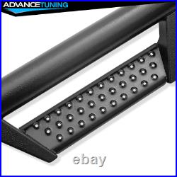 Fits 07-18 Chevy Silverado Extended Cab BCK Style Side Step Running Boards