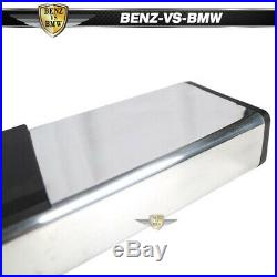 Fits 07-18 Chevy Silverado Extended Cab S. S 78 Running Boards Nerf Bars