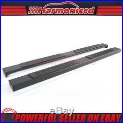 Fits 07-18 Chevy Silverado/GMC Sierra Extended Cab 78 Running Boards Side Steps