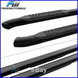 Fits 07-18 Silverado Sierra 1500 2500HD 3500HD Extended Cab Side Step Nerf Bar