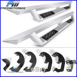 Fits 07-19 Silverado Sierra Extended Cab V1 Running Boards Side Step Nurf Bar