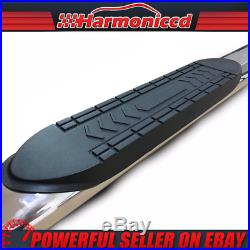 Fits 99-18 Chevy Silverado GMC Sierra Extended Cab 5 Oval Running Board