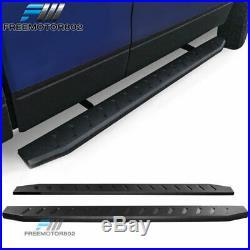 Fits 99-18 Chevy Silverado Sierra 1500 2500 3500 Extended Cab Side Step Nerf Bar