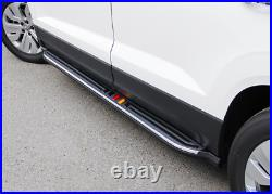 Fits For Chevrolet Equinox 2018-2020 Running Board Nerf Bar Side Steps Protector
