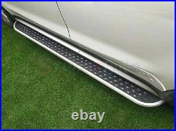 Fits for Chevrolet Chevy Equinox 2018-2021 Door Side Step Running Board Nerf Bar