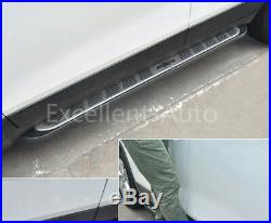 Fits for Chevrolet Chevy Holden TRAX 2013-2019 Running Board Side Step Nerf Bar