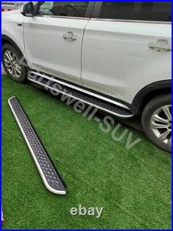 Fits for Chevrolet Equinox 2018 2019 2020 Running Boards Side Step nerf Bar