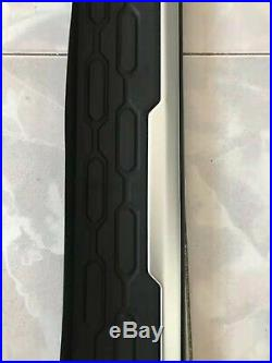 Fits for Chevrolet Equinox 2018 2019 2020 Running board side step Nerf bar 2PCS