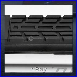 For 00-14 Tahoe/Yukon/02+ Escalade 4 Chrome Side Step Nerf Bars Running Boards