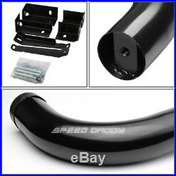 For 00+ Chevy Suburban/avalanche/yukon Black 3 Side Step Nerf Bar Running Board