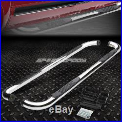 For 00+chevy Subburban/avalanche/yukon Chrome 3side Step Nerf Bar Running Board