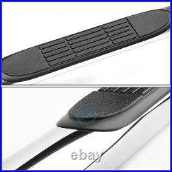 For 07-17 Acadia Traverse Outlook Enclave 3 S/S Side Step Bar Running Boards
