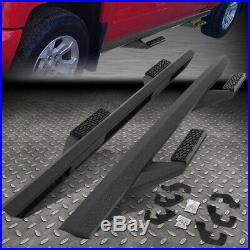 For 07-19 Silverado Sierra Extended Cab 3 L-bar Style Step Bar Running Boards