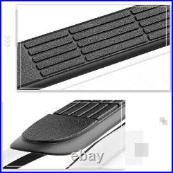 For 10-17 Chevy Equinox/GMC Terrain 3 Side Step Nerf Bar Running Board Chrome
